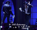 Michael Jackson~MOONWALK~ <3  - adnks101-niks95 wallpaper