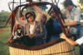 Mike in the hot air-balloon - michael-jackson photo