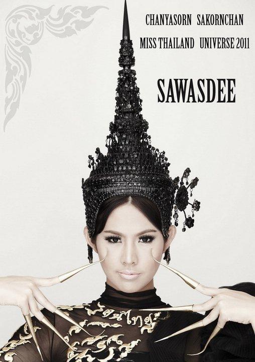 Miss-Thailand-Universe-2011-Sawasdee-mis