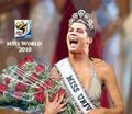 Miss World 2010 - fc-barcelona fan art