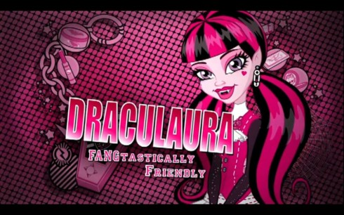 Monster High Draculaura - winxsuperfan photo