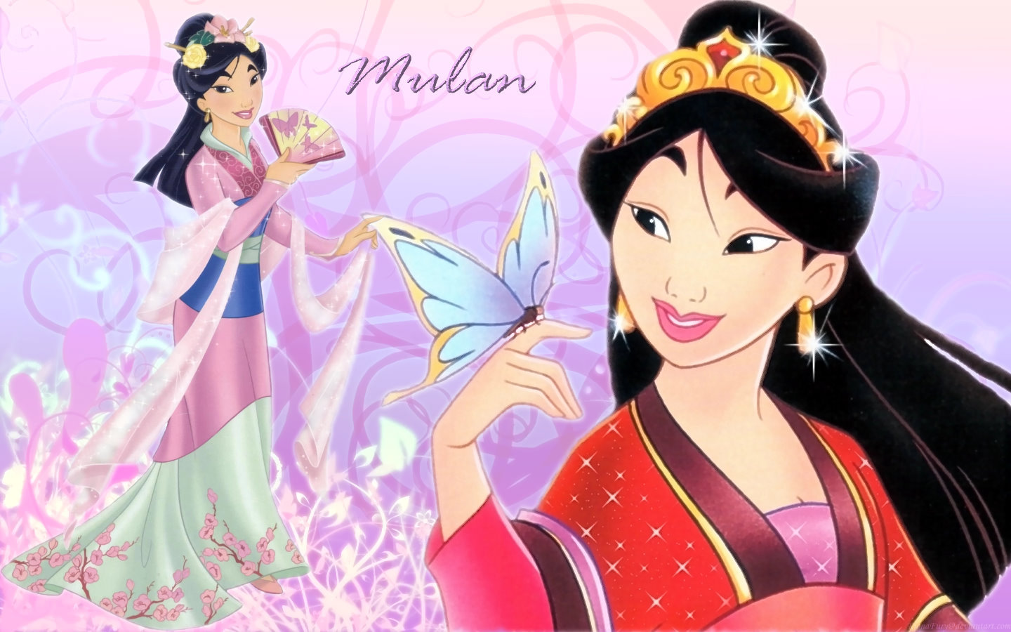 mulan mulan wallpaper 23765773 fanpop
