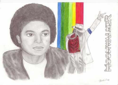 My MJ drawing! :))