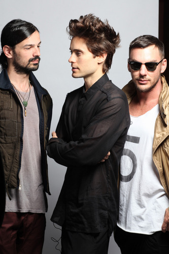 New 30 secondes to Mars PhotoShoot