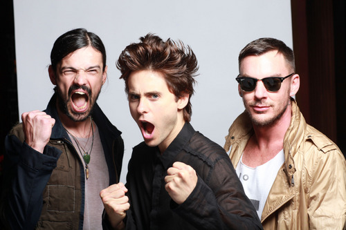 New 30 segundos to Mars PhotoShoot