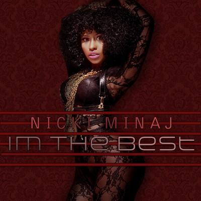 Nicki Minaj Fanmade Single Covers