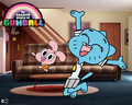 Nicole and Anais - the-amazing-world-of-gumball wallpaper