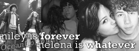 Niley RULES, Nelena SUCKS!!!
