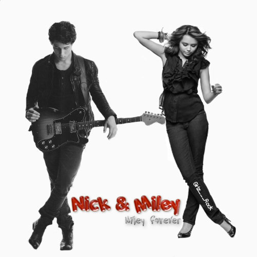 Miley Cyrus and Nick Jonas wallpaper entitled Niley!!!!