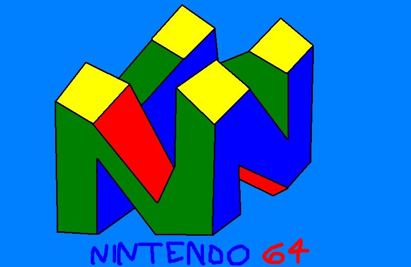 Nintendo 64 Fanart