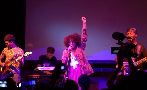 Nneka and Band at Cargo, London