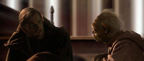 Obi-wan and Yoda