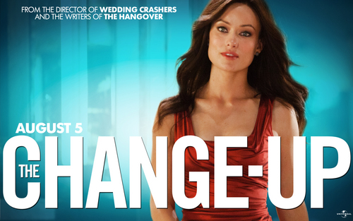 Olivia Wilde as Sabrina in 'The Change-Up'