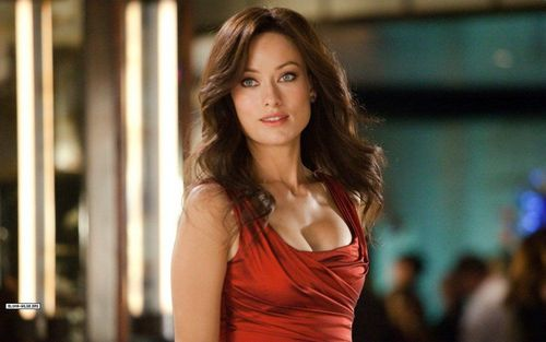 Olivia Wilde in a Promotional Still for 'The Change-Up'
