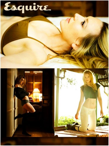 Outtakes ~ Anna Torv Photoshoot for Esquire