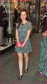 PHOTOS: Georgie Henley at Legally Blonde Press Night