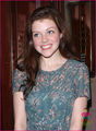 PHOTOS: Georgie Henley at Legally Blonde Press Night