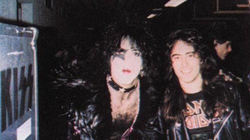 Paul Stanley & Steve Harris