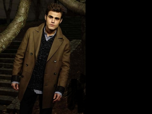 paul wesley fondo de pantalla with a business suit, a suit, and a three piece suit entitled Paul fondo de pantalla ღ