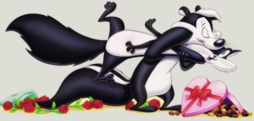 Pepe Le Pew And Penelope