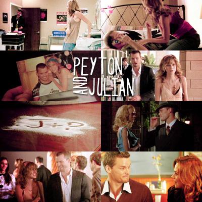 Peyton and Julian ♥