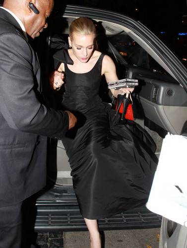 Piper Perabo - Attending Golden Globes After Party
