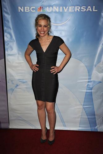 Piper Perabo - NBC Universal 2011 Winter TCA Press Tour All-Star Party