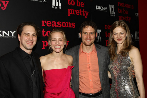 """Piper Perabo - """"Reasons To Be Pretty"""" Broadway Opening Night After Party"""