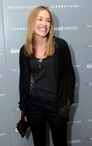 """Piper Perabo - The Cinema Society & Screenvision Hosts A Screening Of """"The Ghost Writer"""""""