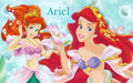 Princess Ariel - the-little-mermaid wallpaper