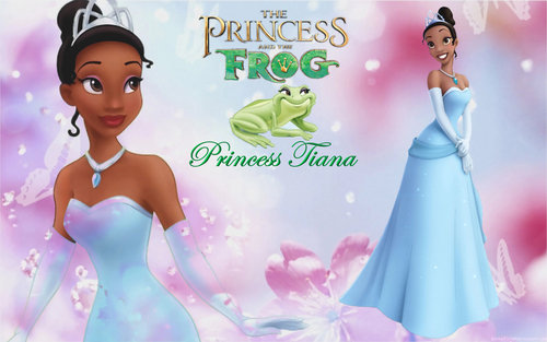 The Princess and the Frog images Princess Tiana HD wallpaper and