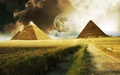Pyramids landscape - egypt-is-a-heaven wallpaper