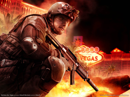 قوس قزح Six Vegas
