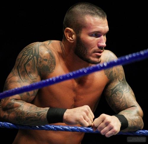Randy Orton July 11th, 2011 Durban, South Africa