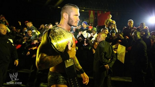 Randy orton Johannesburg, South Africa 2011 - Tag 1
