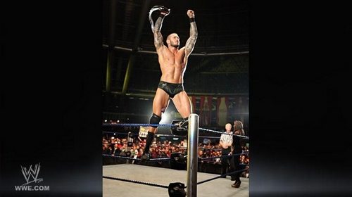 Randy orton Johannesburg, South Africa 2011 - siku 1