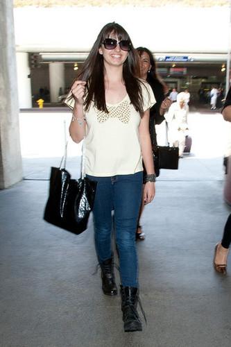 Rebecca Black fondo de pantalla containing sunglasses titled Rebecca Black