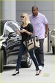 Reese Witherspoon Visits Jim Toth at Work - reese-witherspoon photo