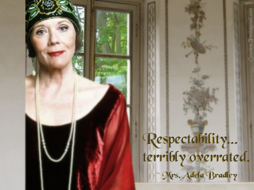 Respectability (version#1)