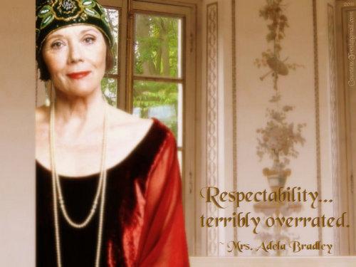 Respectability (version#2)