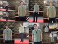 robert-pattinson - Rob at Water for Elephants Barcelona press conference wallpaper