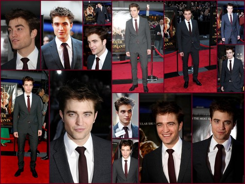Rob at Water for Elephants NY Premiere