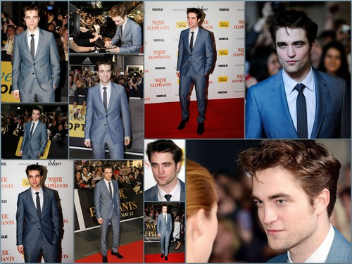 Rob at Water for Elephants Sydney Premiere