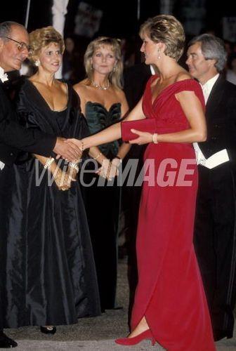Royal Gala Evening Benefitting the লন্ডন City Ballet - October 4, 1990