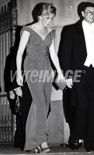 Royal Gala Evening Benefitting the লন্ডন City Ballet - October 4, 1990
