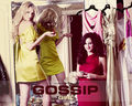 S & B - gossip-girl wallpaper