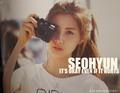 SNSD 'Maknae' Seohyun