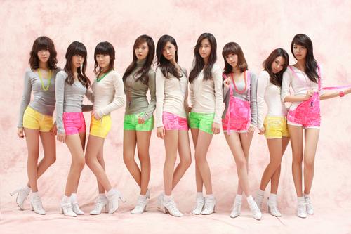 Kpop wallpaper entitled SNSD