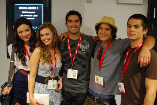 San Diego Comic Con - 23.07.10