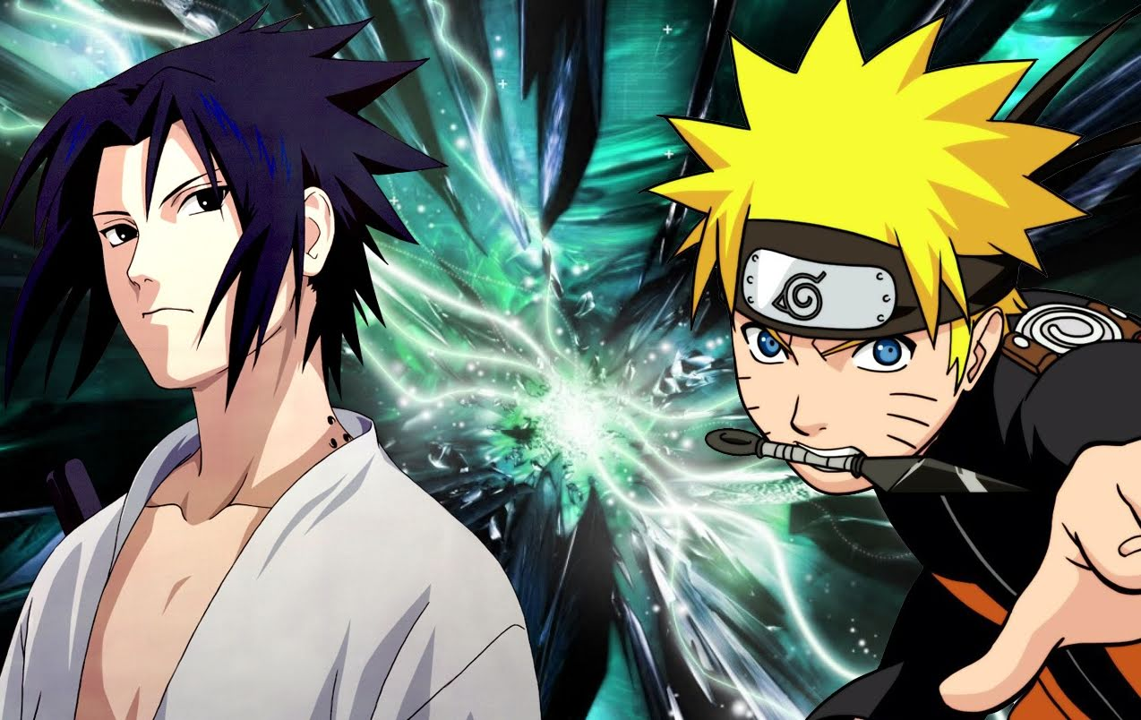 Sasuke vs naruto sasuke vs naruto fan art 23713181 fanpop - Naruto as sasuke ...